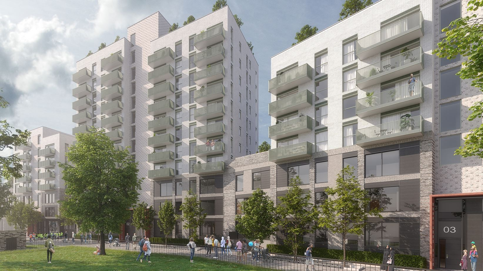 Countryside and DoE sign agreement for Ark Soane mixed-use development in Acton, west London