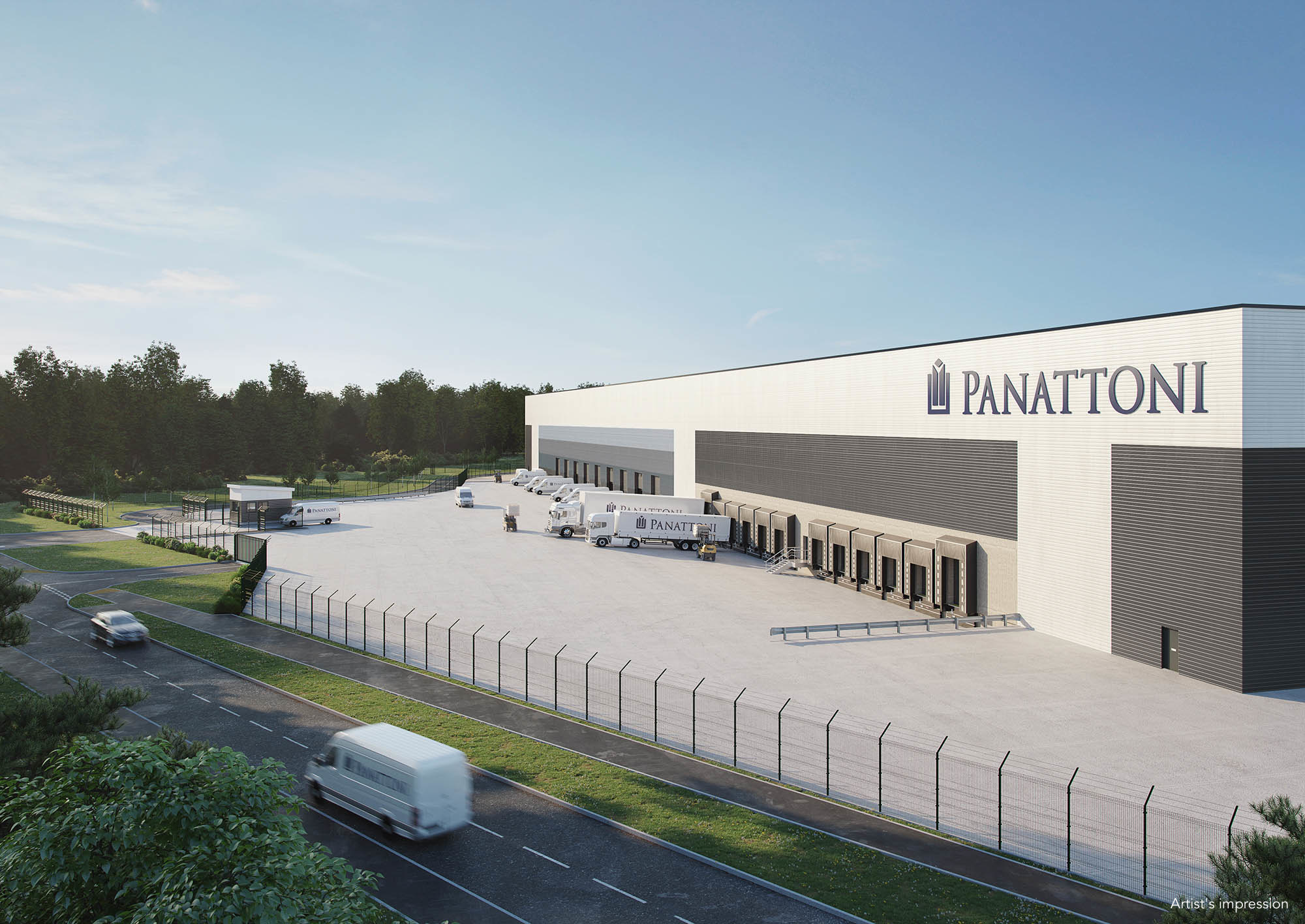 Panattoni announced largest logistics developer in the UK and Europe – 5th year in a row