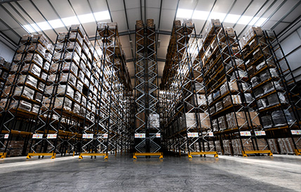 Getting the most out of your Warehouse Storage