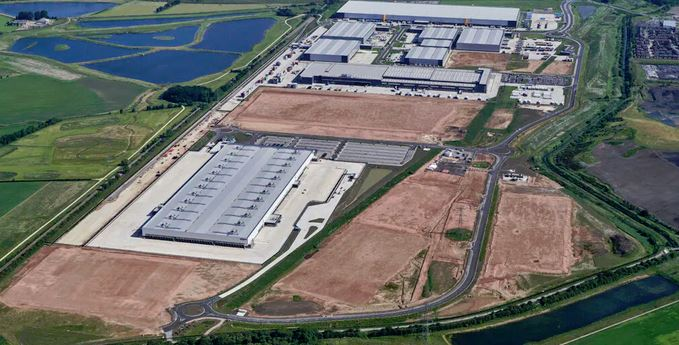 Speculative development hat trick completes at Doncaster's iPort