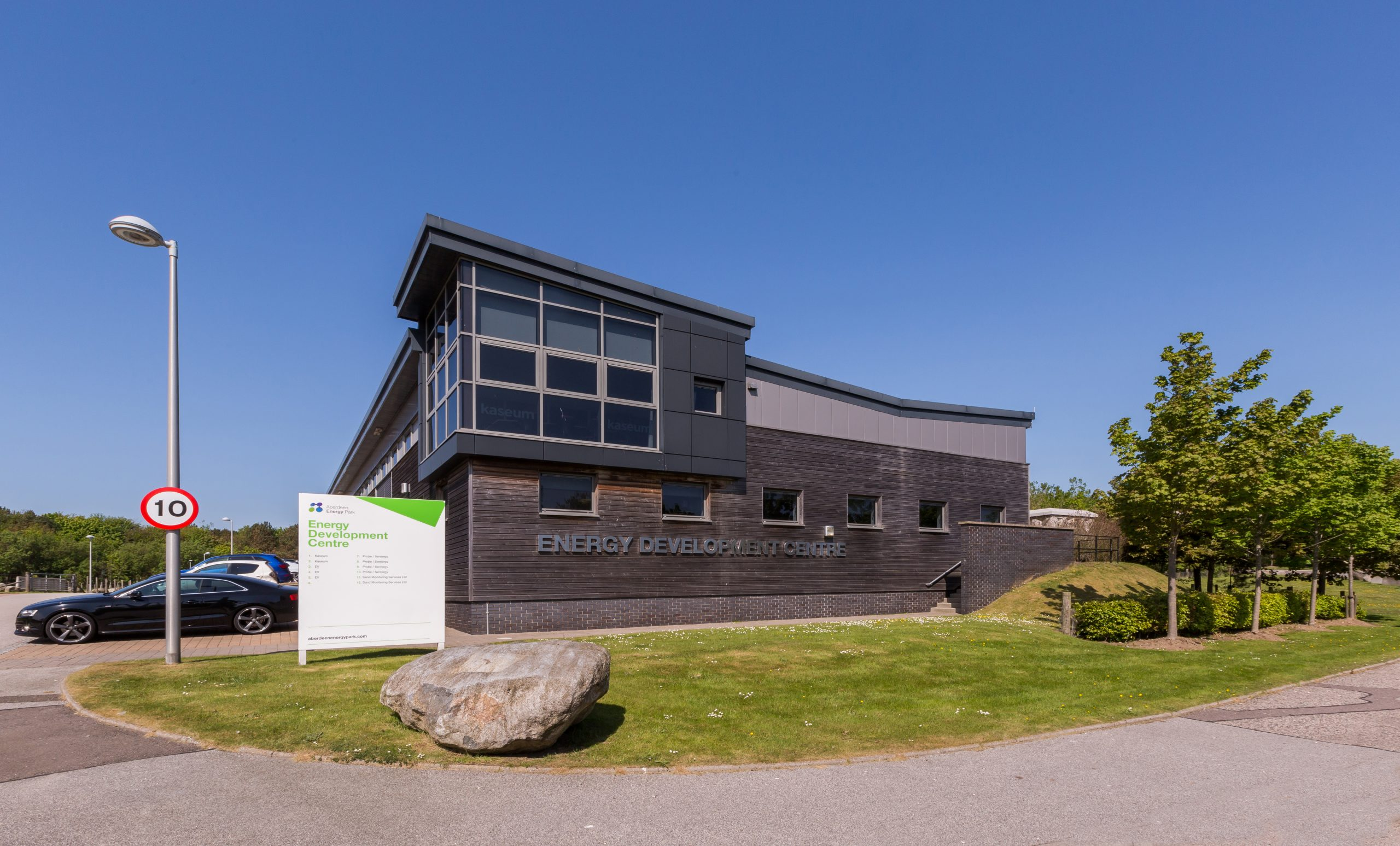 Expansion for Kaseum Technology at Moorfield's Aberdeen Energy & Innovation Parks