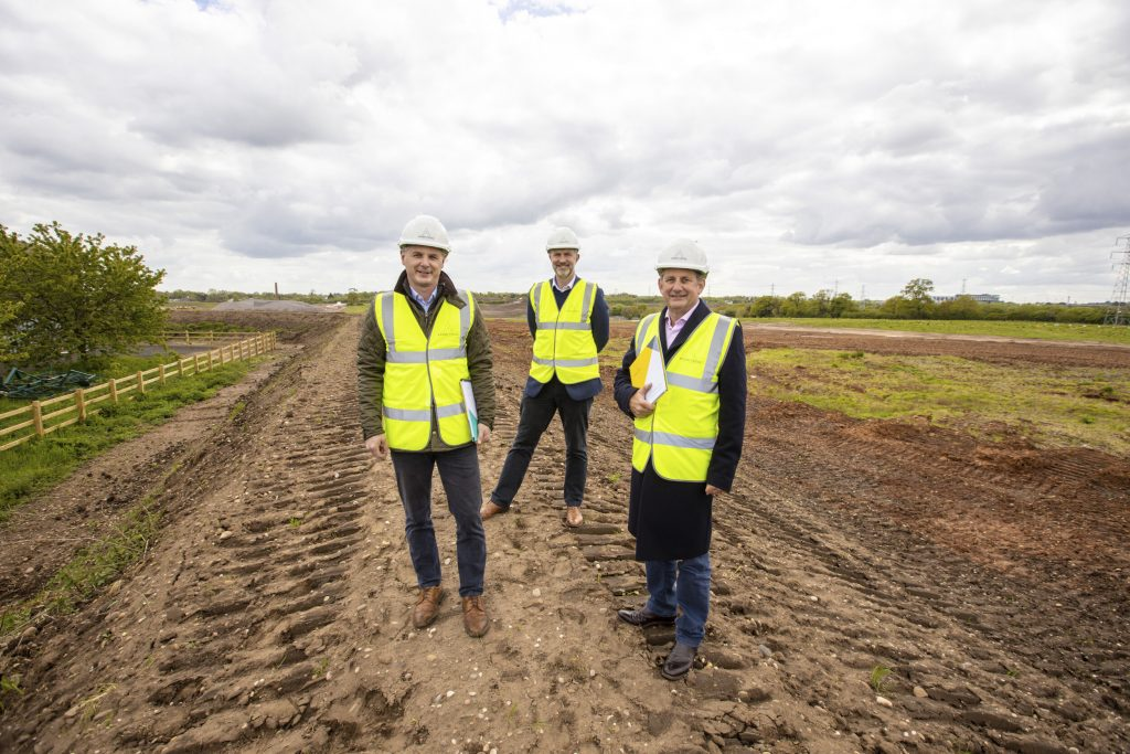 Lovell Together breaks ground at brand-new joint venture development near Hull