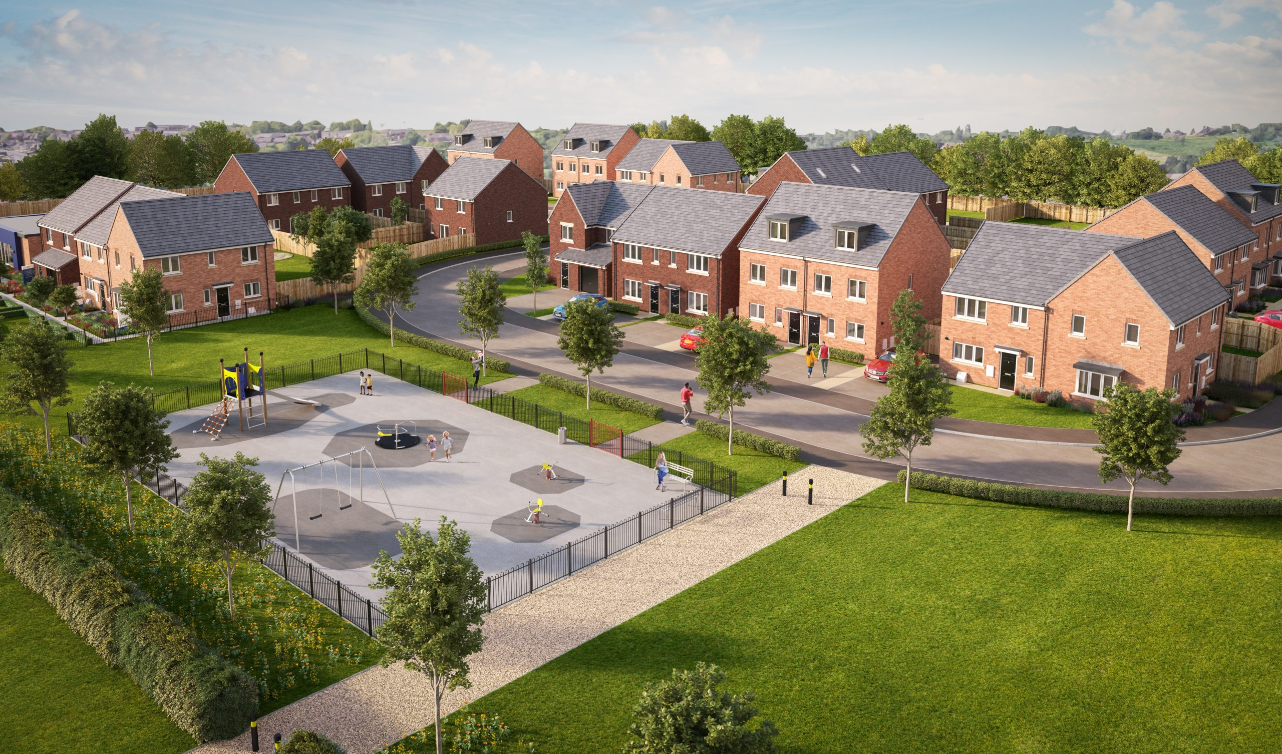 Housebuilder Signs Land Agreements in the North West