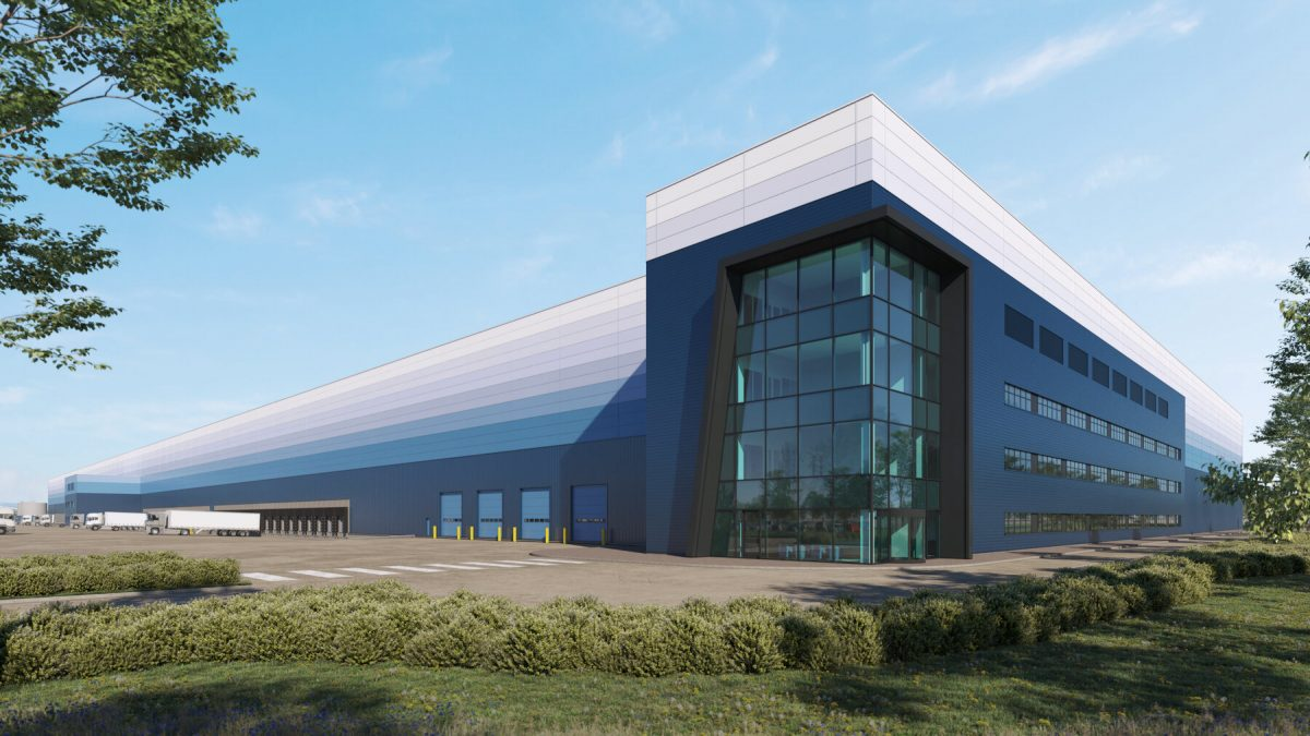 GLP secures planning permission to develop up to 736,000 SQ FT of warehouse space in Ashby