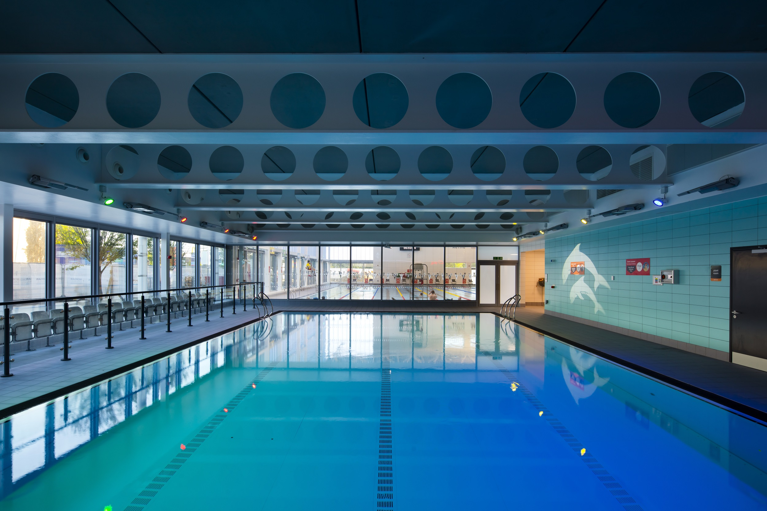 HOW CAN DESIGN MAKE LEISURE CENTRES MORE INCLUSIVE?