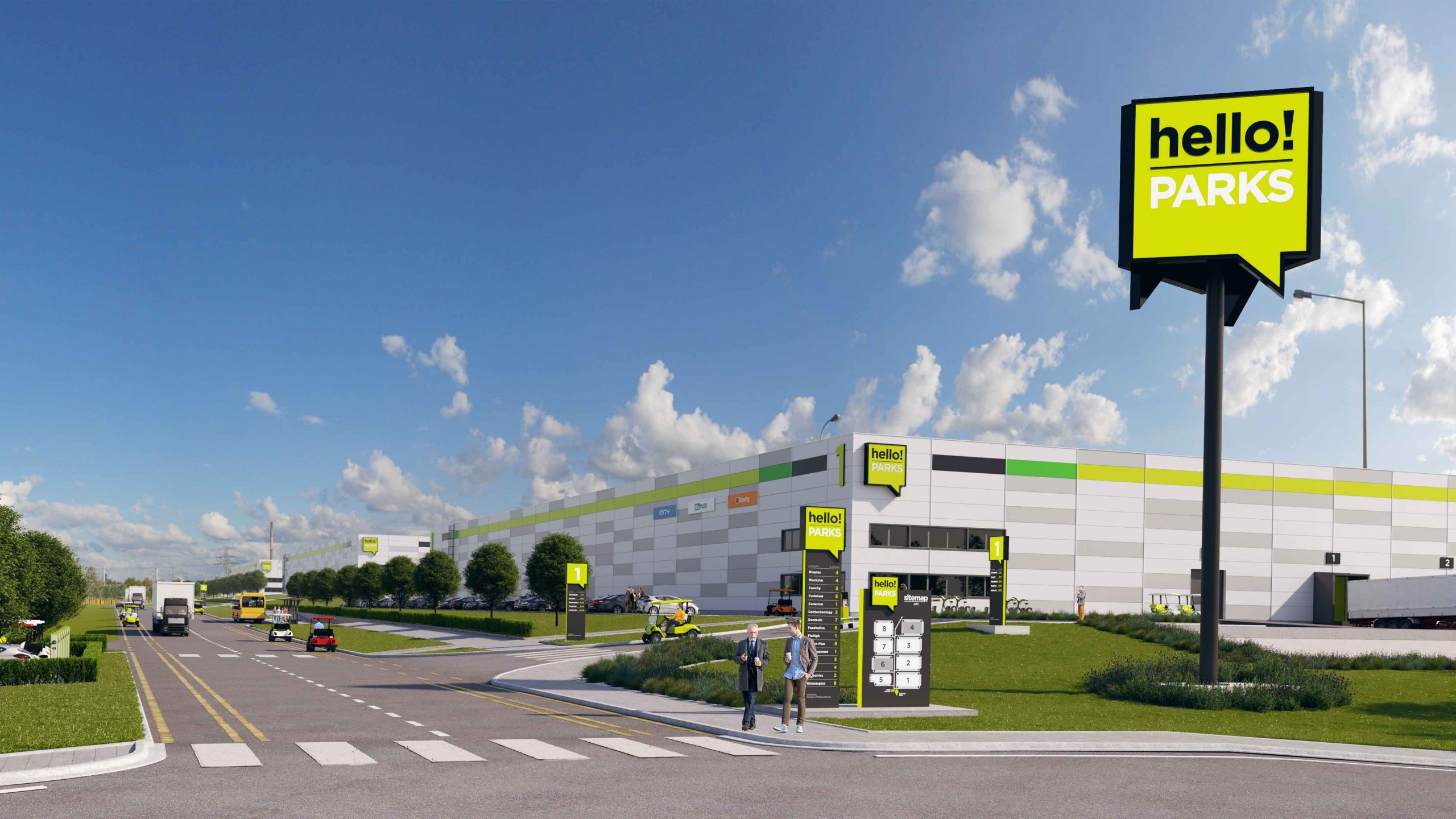 Futureal's HelloParks to develop a 400,000 sq m of GLA logistics megapark in West Budapest