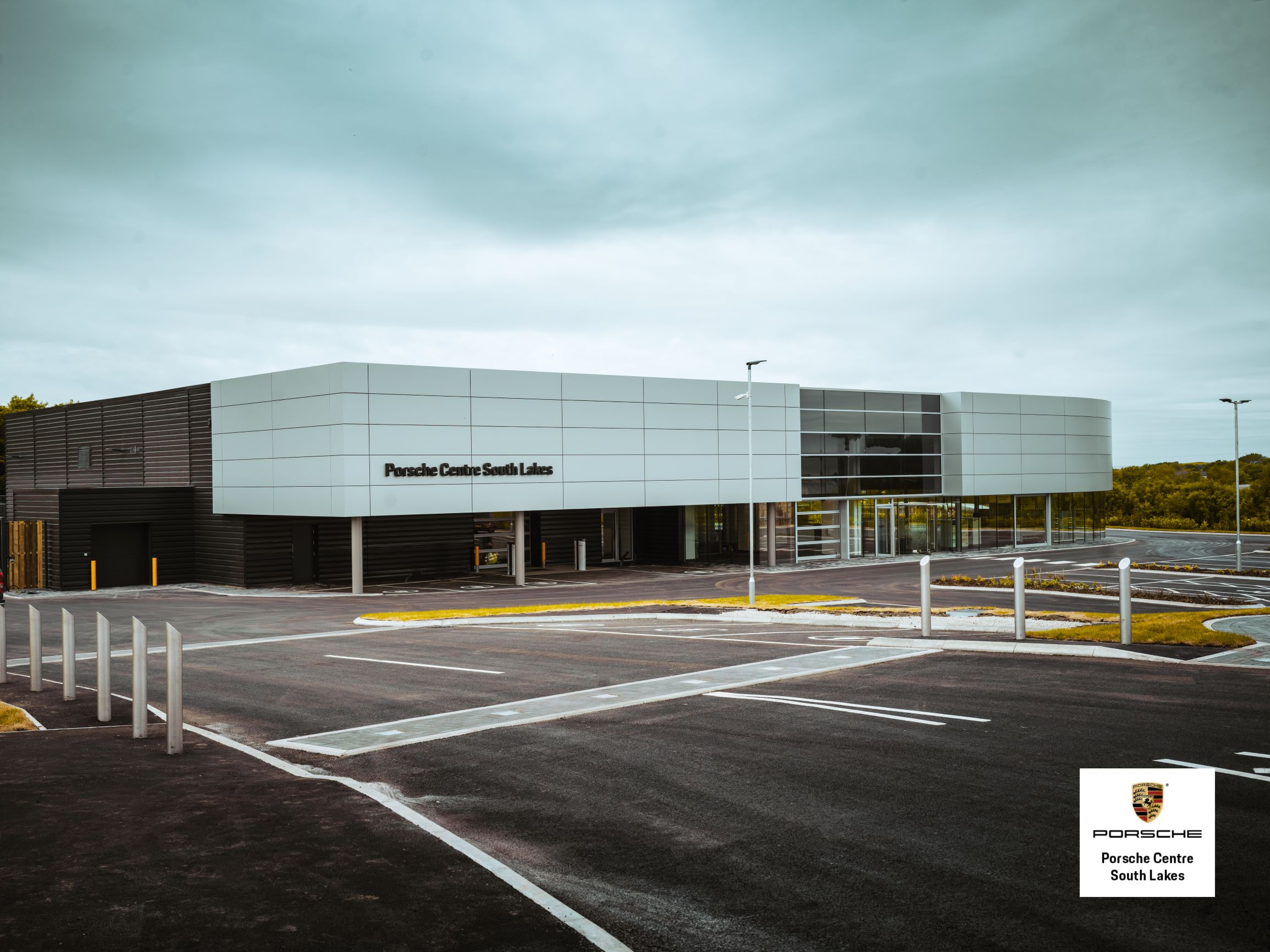 CADDICK REVS UP AND COMPLETES ON £5M PORSCHE CENTRE NEAR CARNFORTH