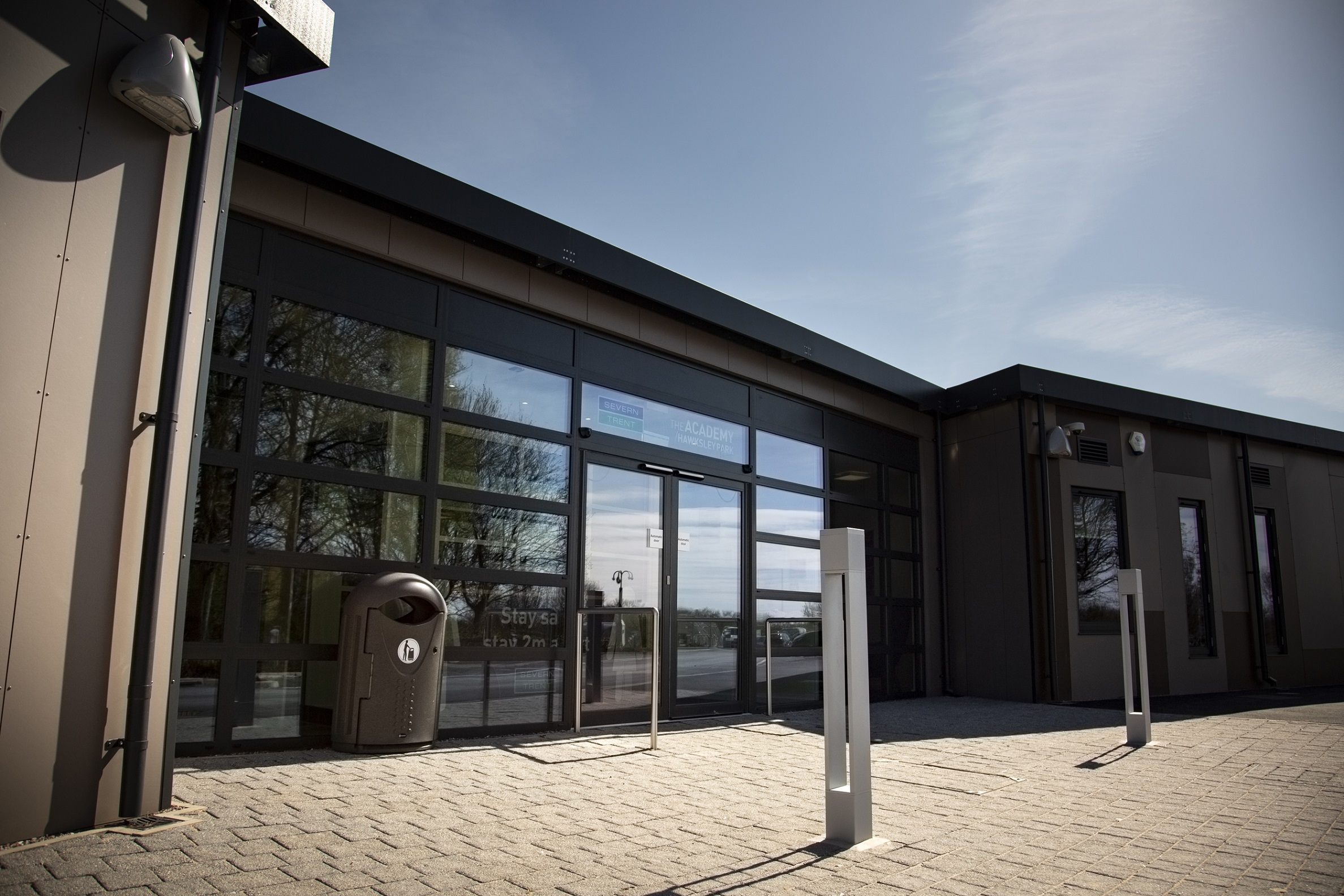 Integra Buildings delivers cutting-edge training academy for Severn Trent Water