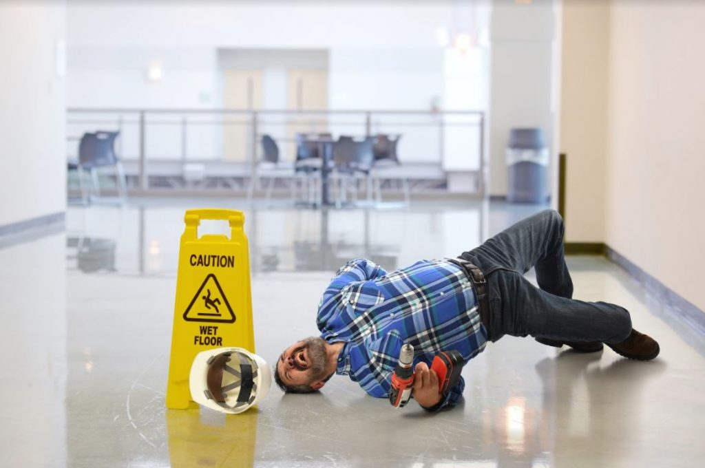 6 Ways To Reduce Slip And Fall Accidents At Work