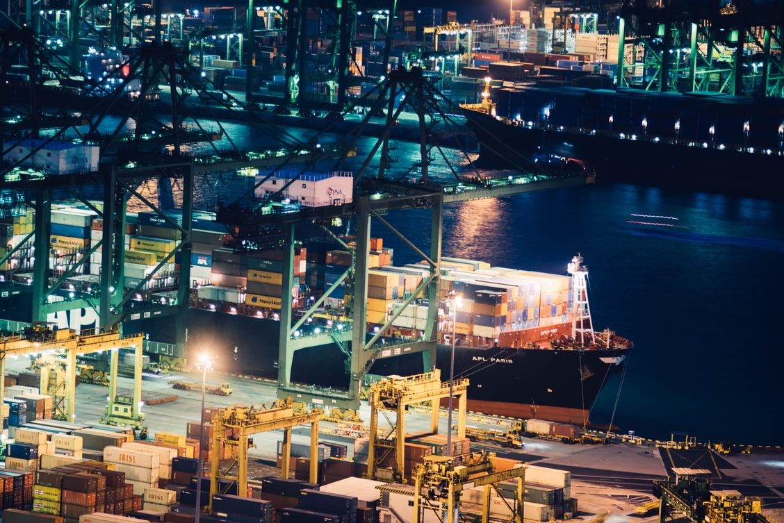 Smart & Sustainable Ports: Air pollution management
