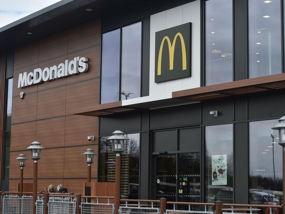 McDonald's reveals its plans for new outlets
