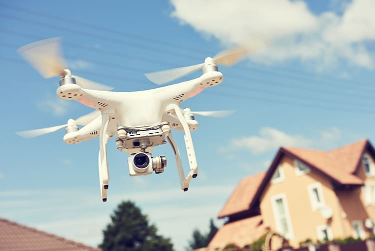 Yorkshire Housing to trial building inspection with drone technology