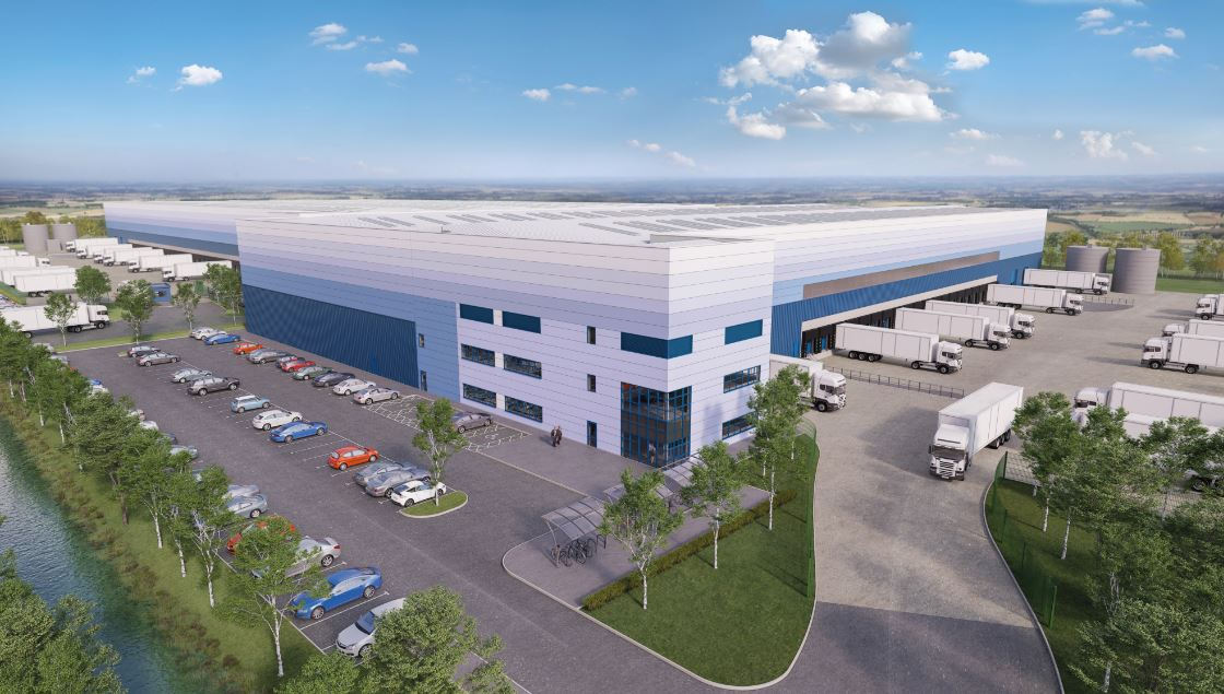 GLP and Solidor announce 136,000 SQ FT manufacturing and distribution centre at G-Park Stoke