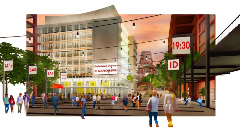 Preferred partner for £1.5 billion new global-leading innovation district ID Manchester announced by The University of Manchester