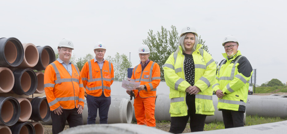 7,000 jobs in the pipeline for Yorkshire's largest regeneration project