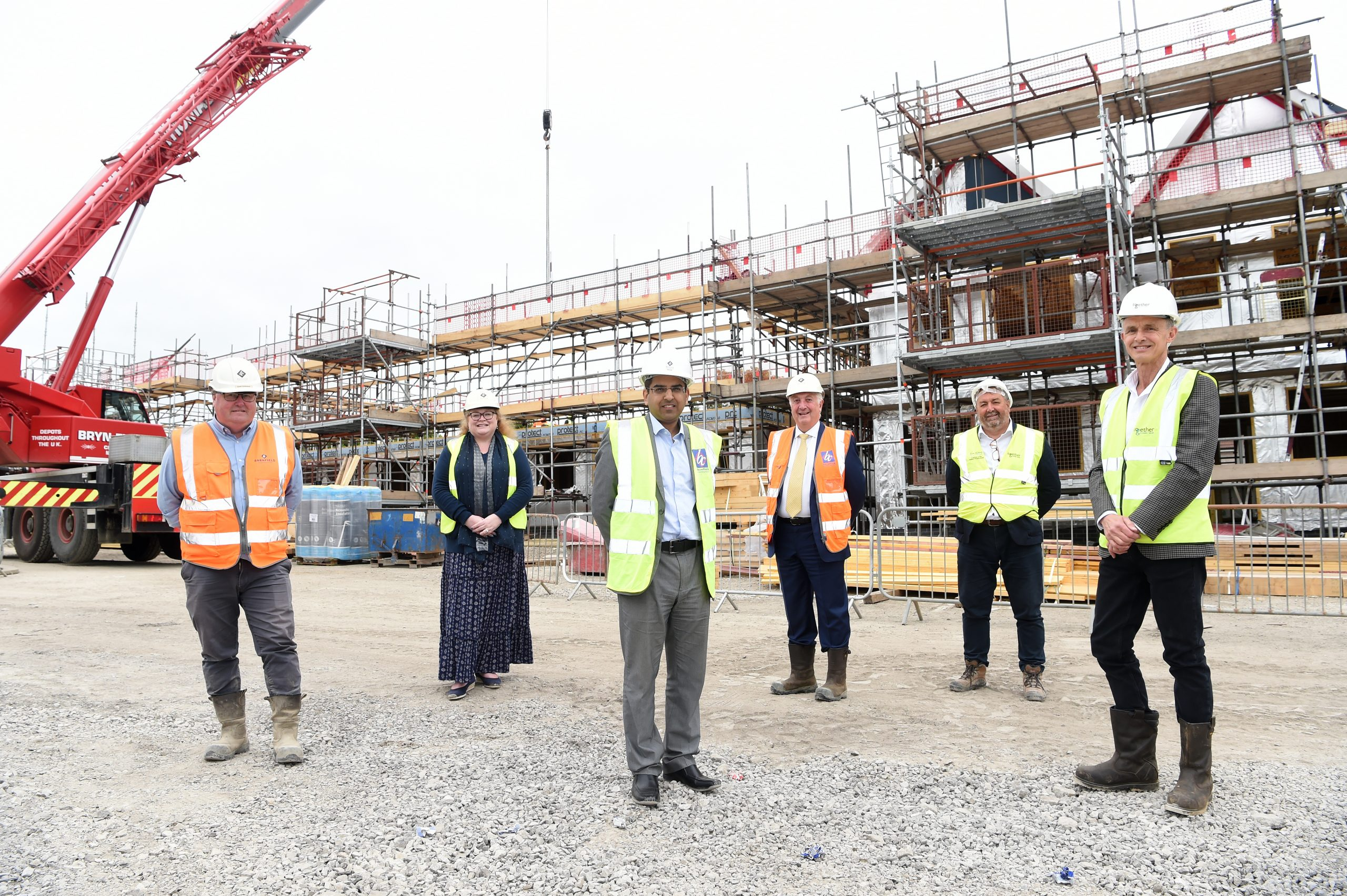 Colne welcomes new homes with renewable energy