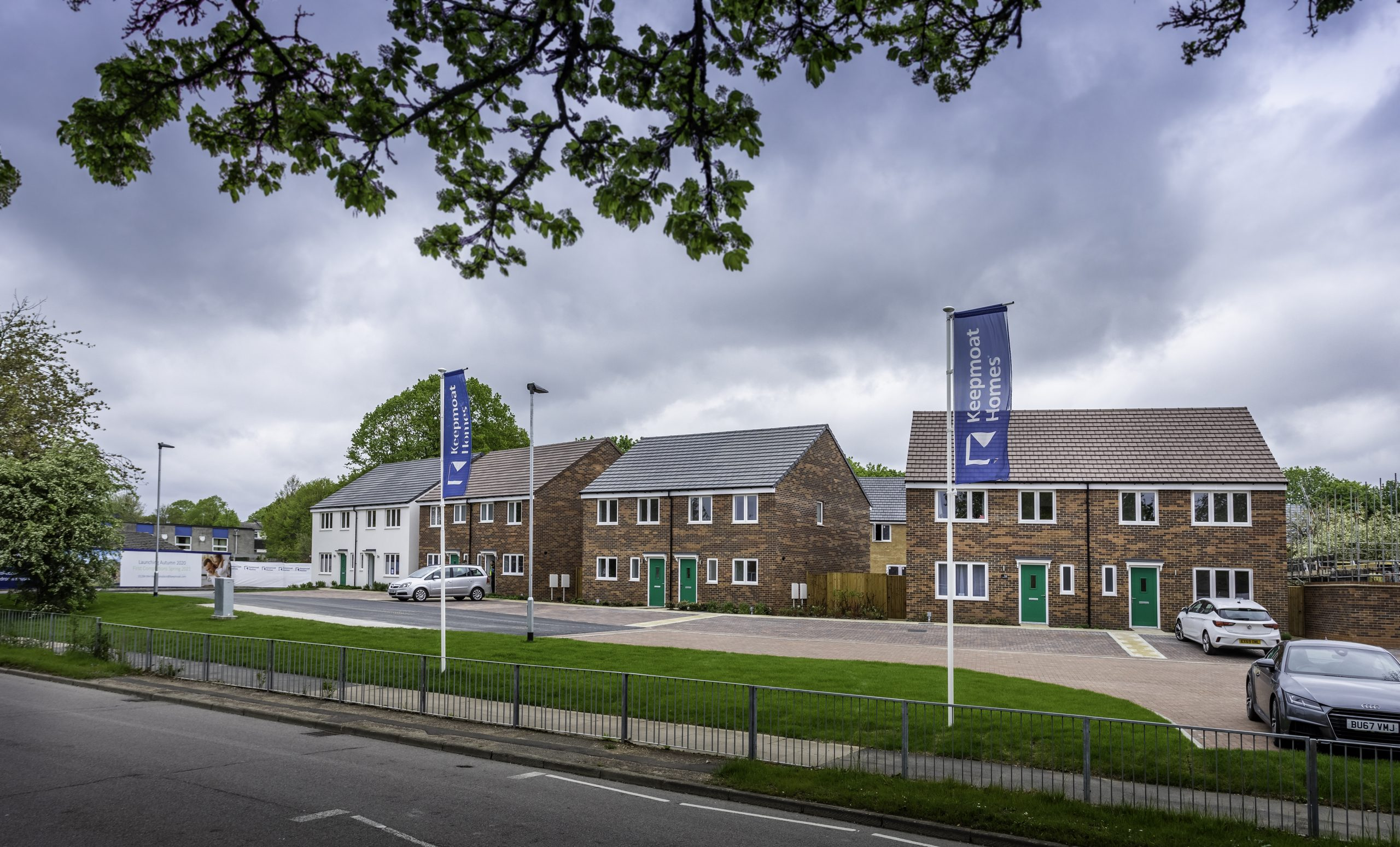 Pupils at Howard Community Academy Name New Roads