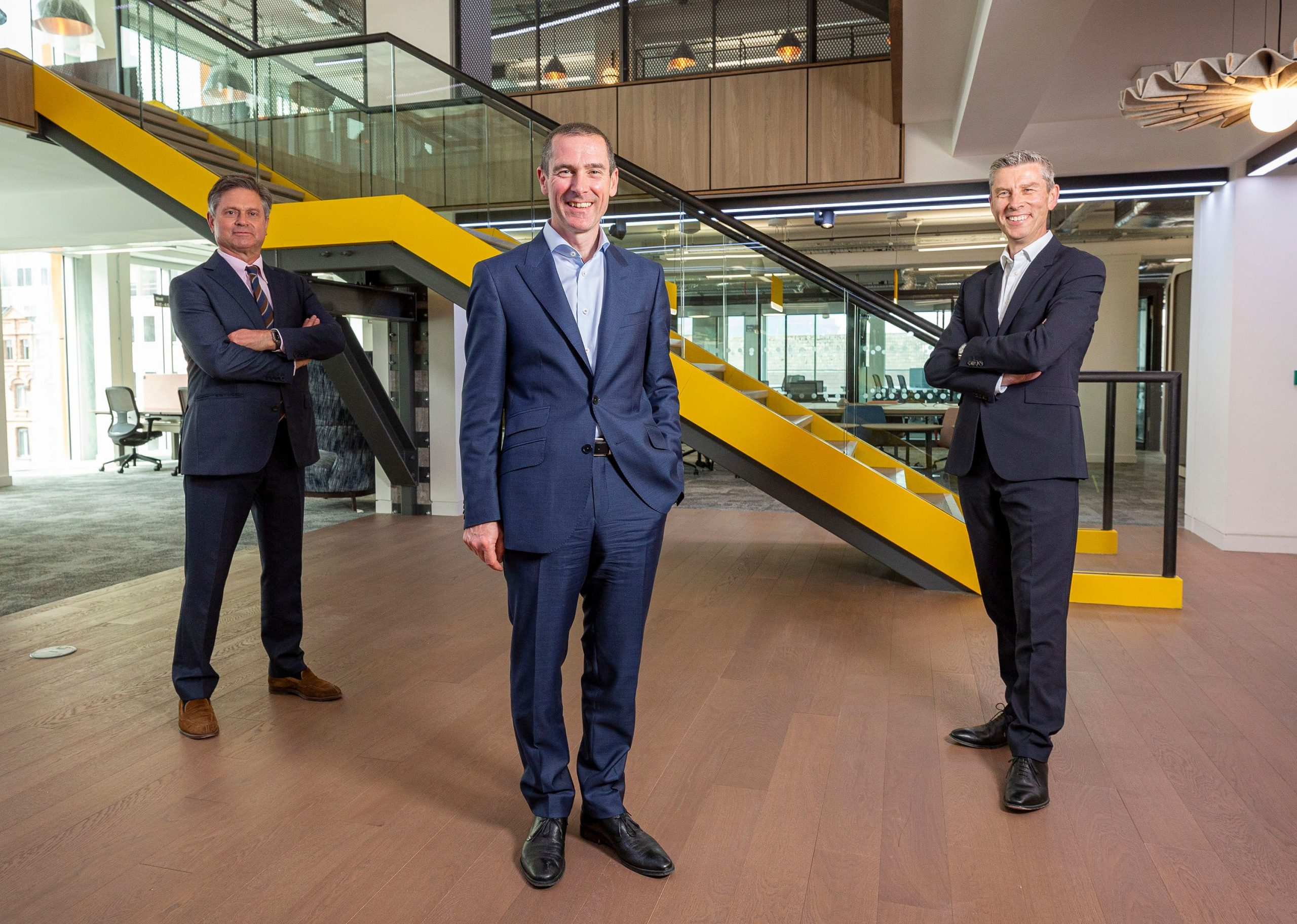 Gilbert-Ash hands over ground-breaking commercial office project