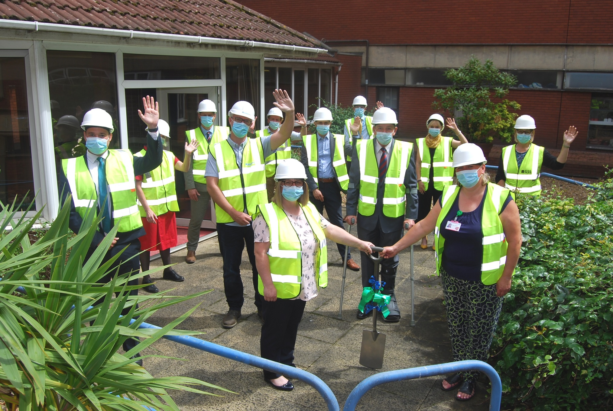 Work Begins on Macmillan's New Cancer Centre at Kettering General Hospital