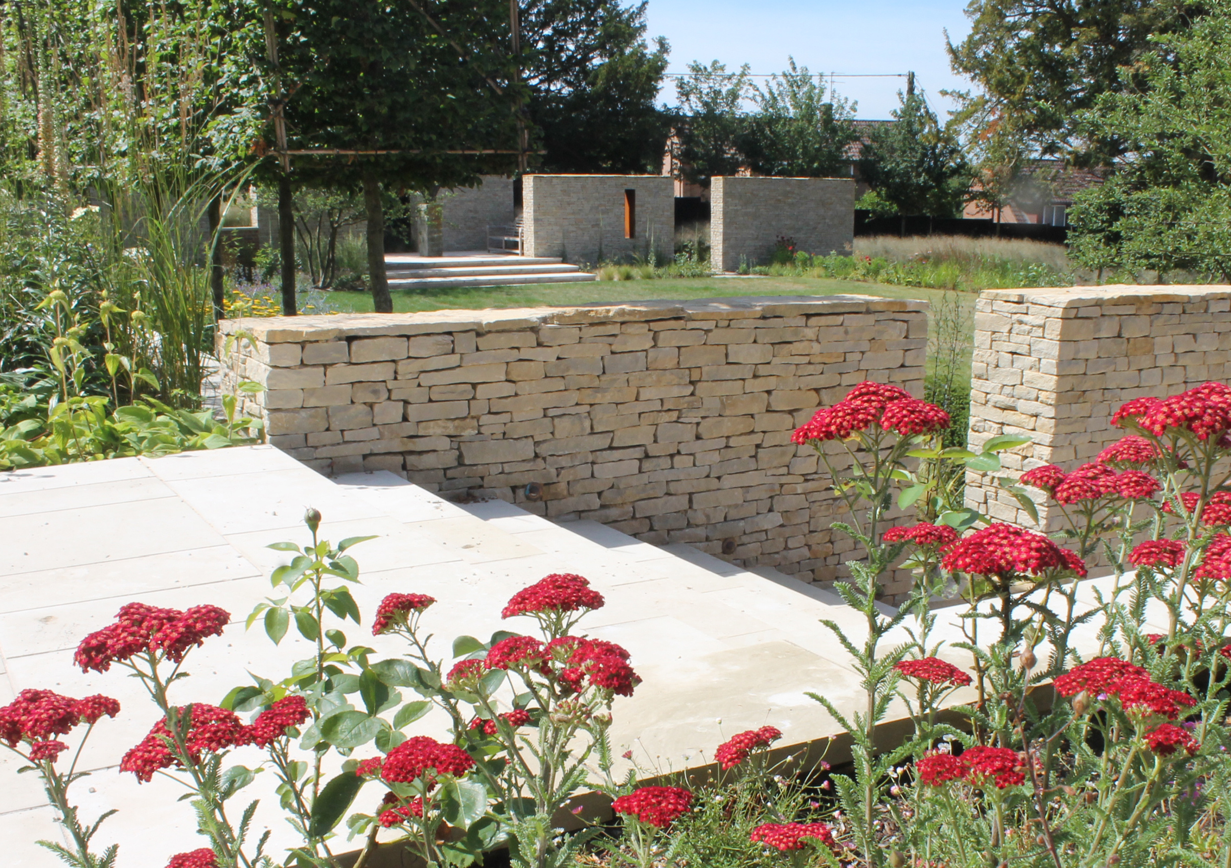 Increase your property value with garden landscaping