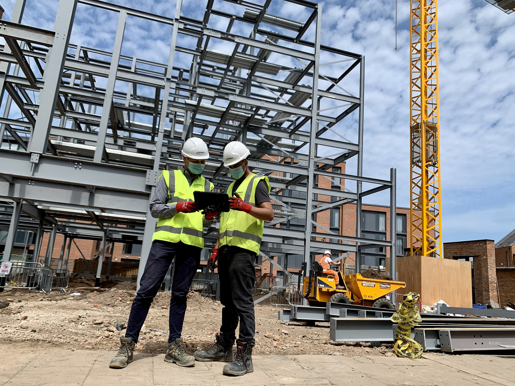 THE DIGITISATION OF THE CONSTRUCTION SECTOR: HOW ONLINE PLATFORMS ARE WORKING TO MAXIMISE CLIENT SATISFACTION