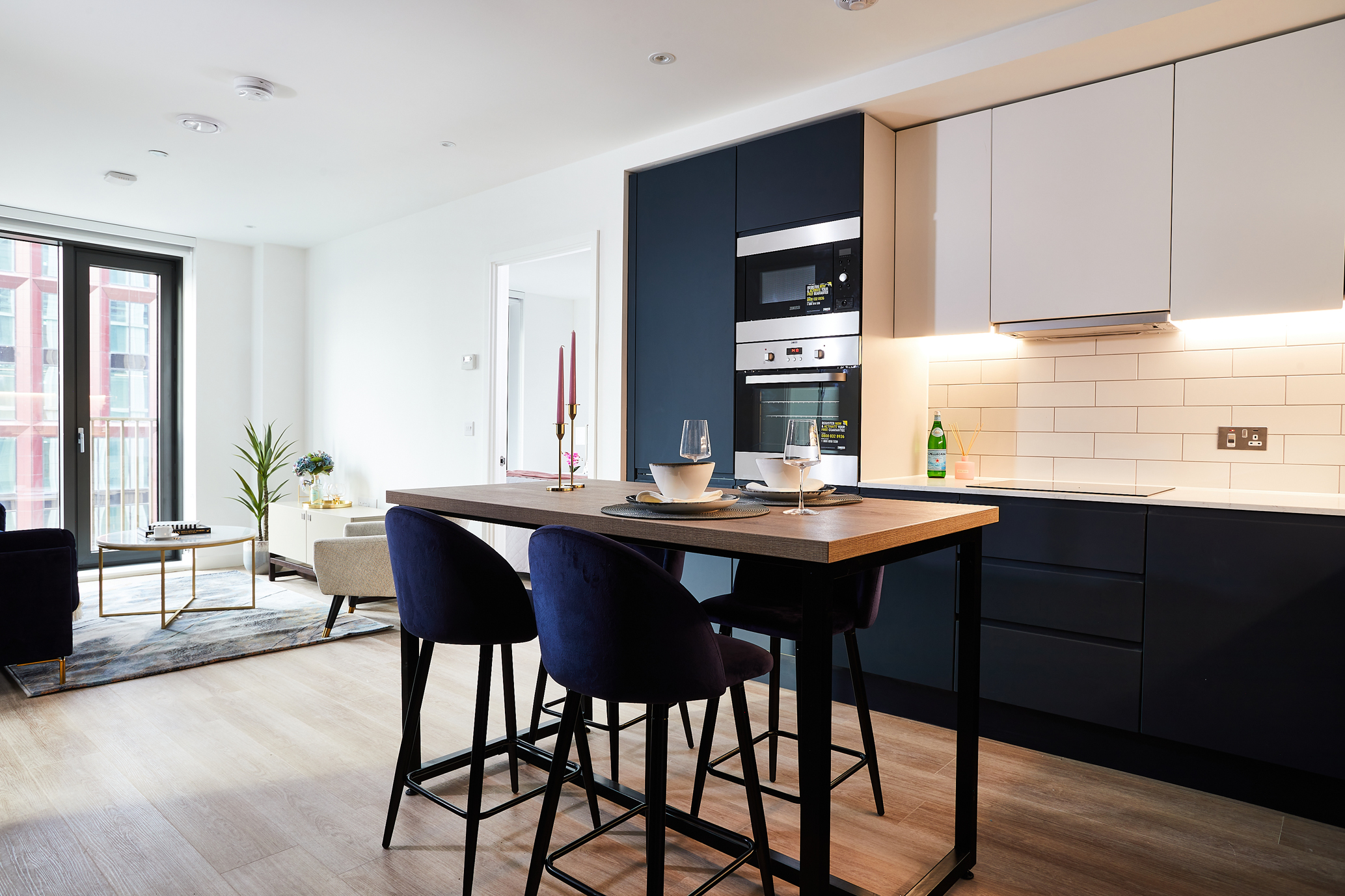 First Phase of Build-to-Rent Kitchen Fitout Is Completed