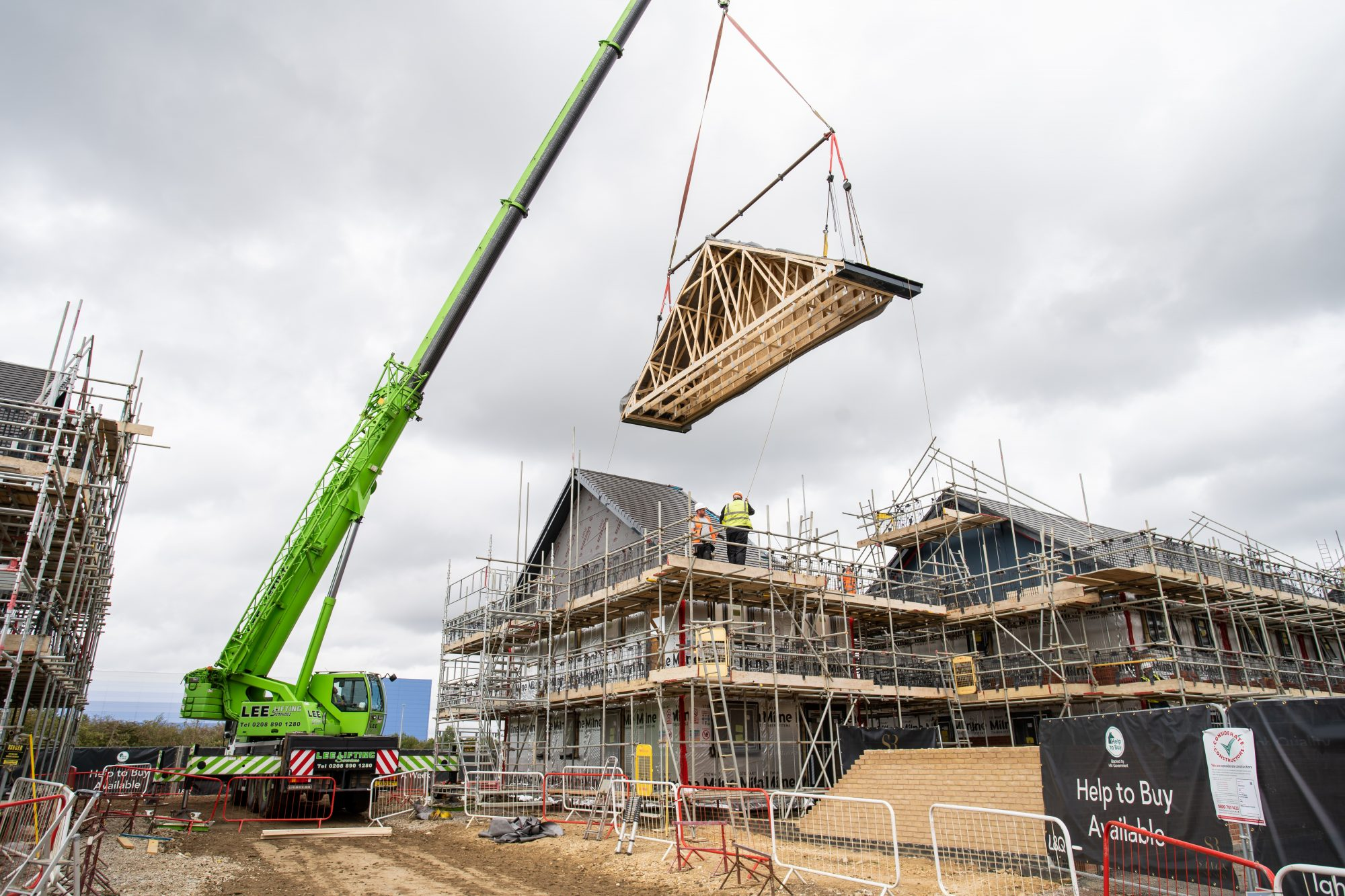 TRANSFORMATIONAL HOUSEBUILDING PROJECT CALLS FOR GAME-CHANGING SOLUTIONS TO INNOVATION CHALLENGE