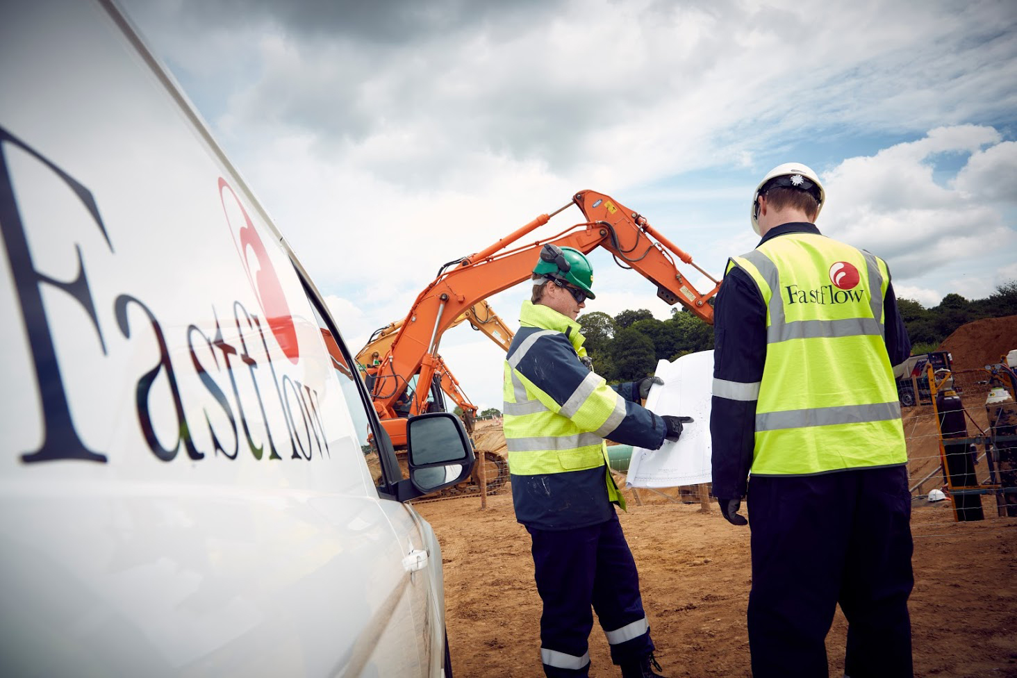 Key capital gas upgrade for Fastflow Group