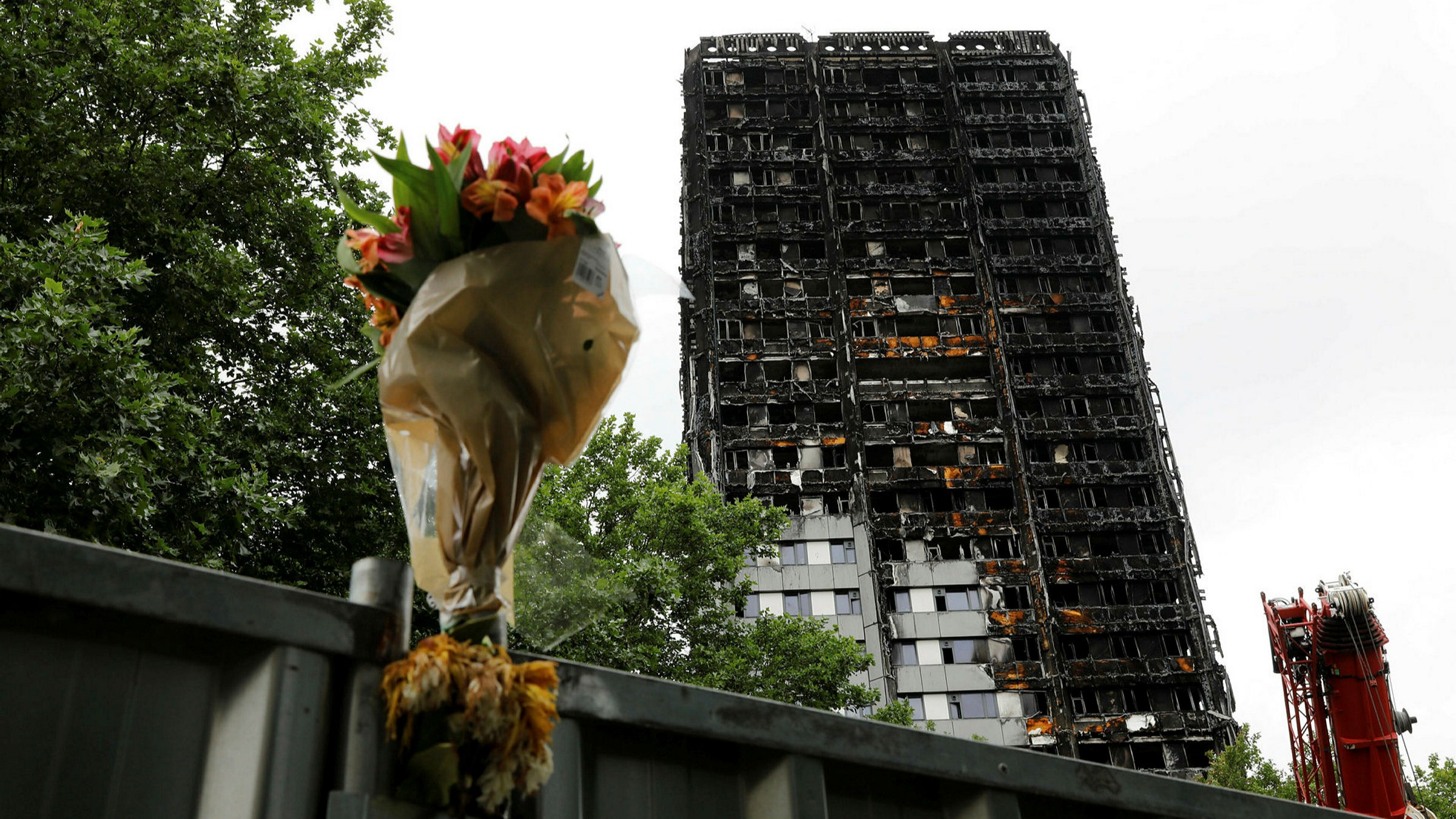 Thousands of Brits are left in danger by inadequate fire safety features
