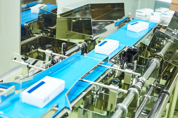 The latest rise of automation in packaging