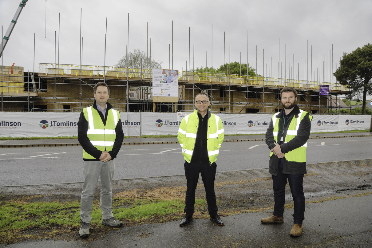 J Tomlinson and Jigsaw Homes Midlands get new over‐55s Nottinghamshire apartment scheme off the ground