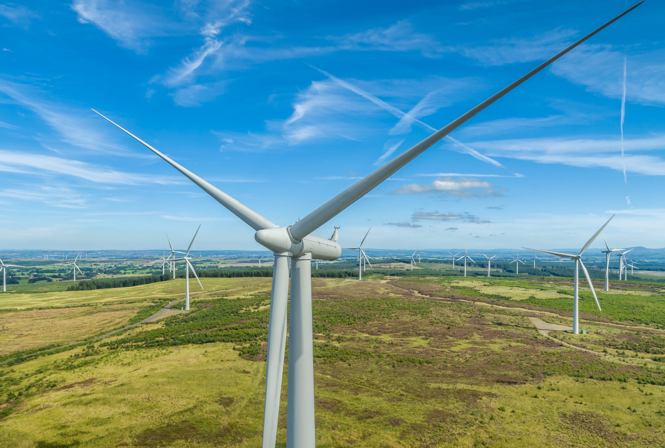 Cruden Group signs new green agreement to  power homes with 100% renewable energy