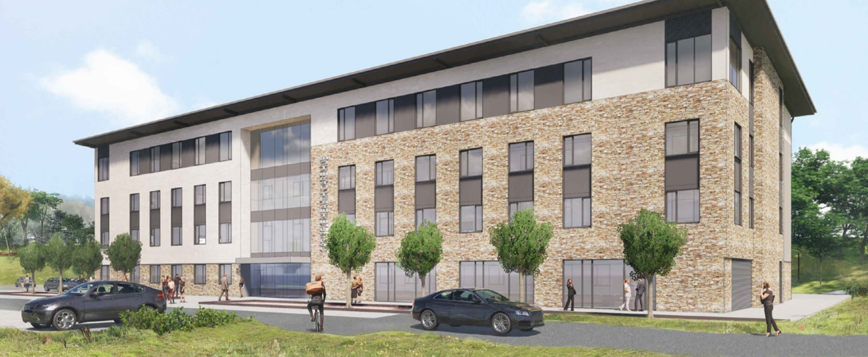 Caddick Construction Appointed to Deliver Flagship Carlisle Healthcare Hub