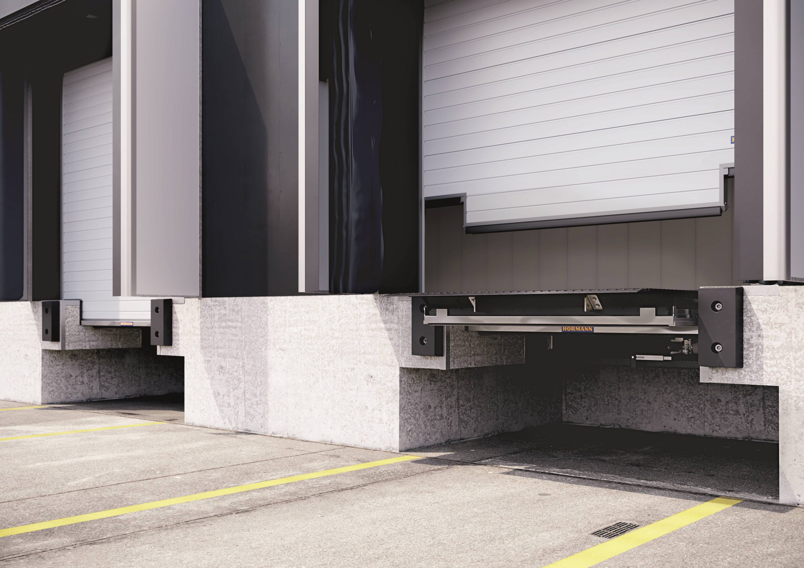 Improve Thermal Insulation with Hörmann Loading Technology