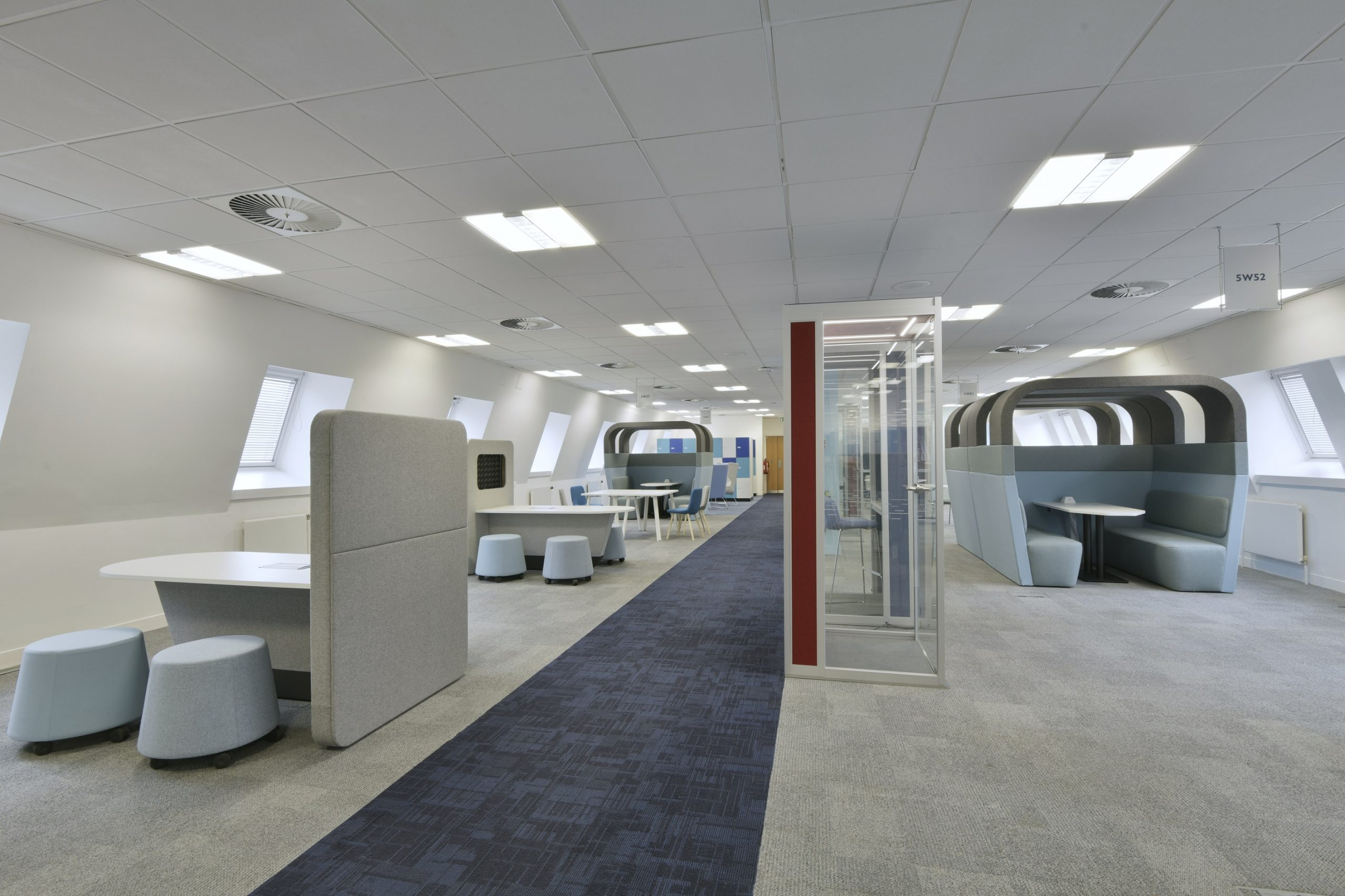Southerns Broadstock creates digital workspaces for NHS England & NHS Improvement's Quarry House