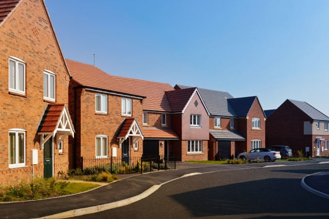 Stephen George + Partners wins planning approval for sixth phase of new homes at Copcut Rise, Droitwich