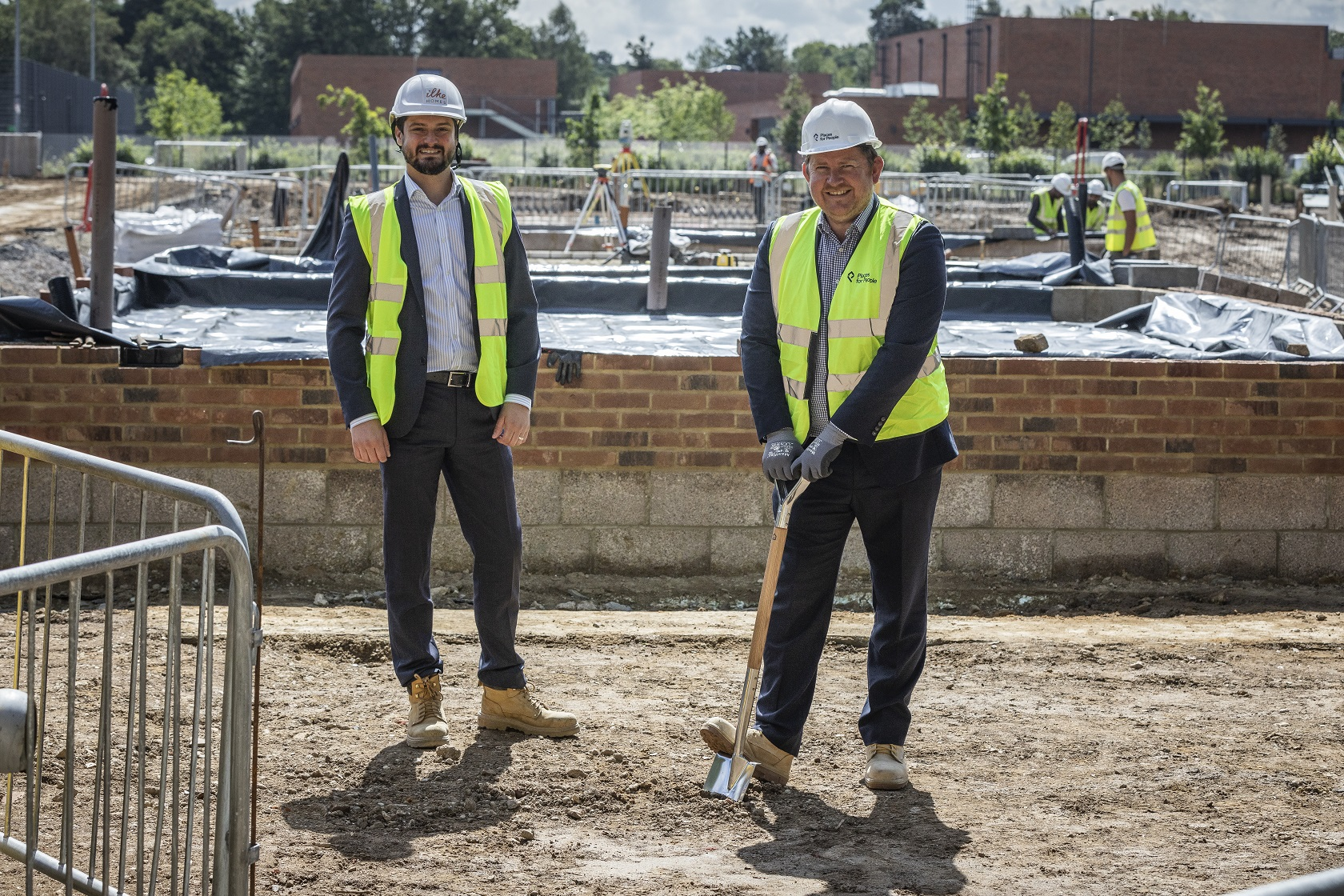 Places for People set to build another successful  development for the Bordon community