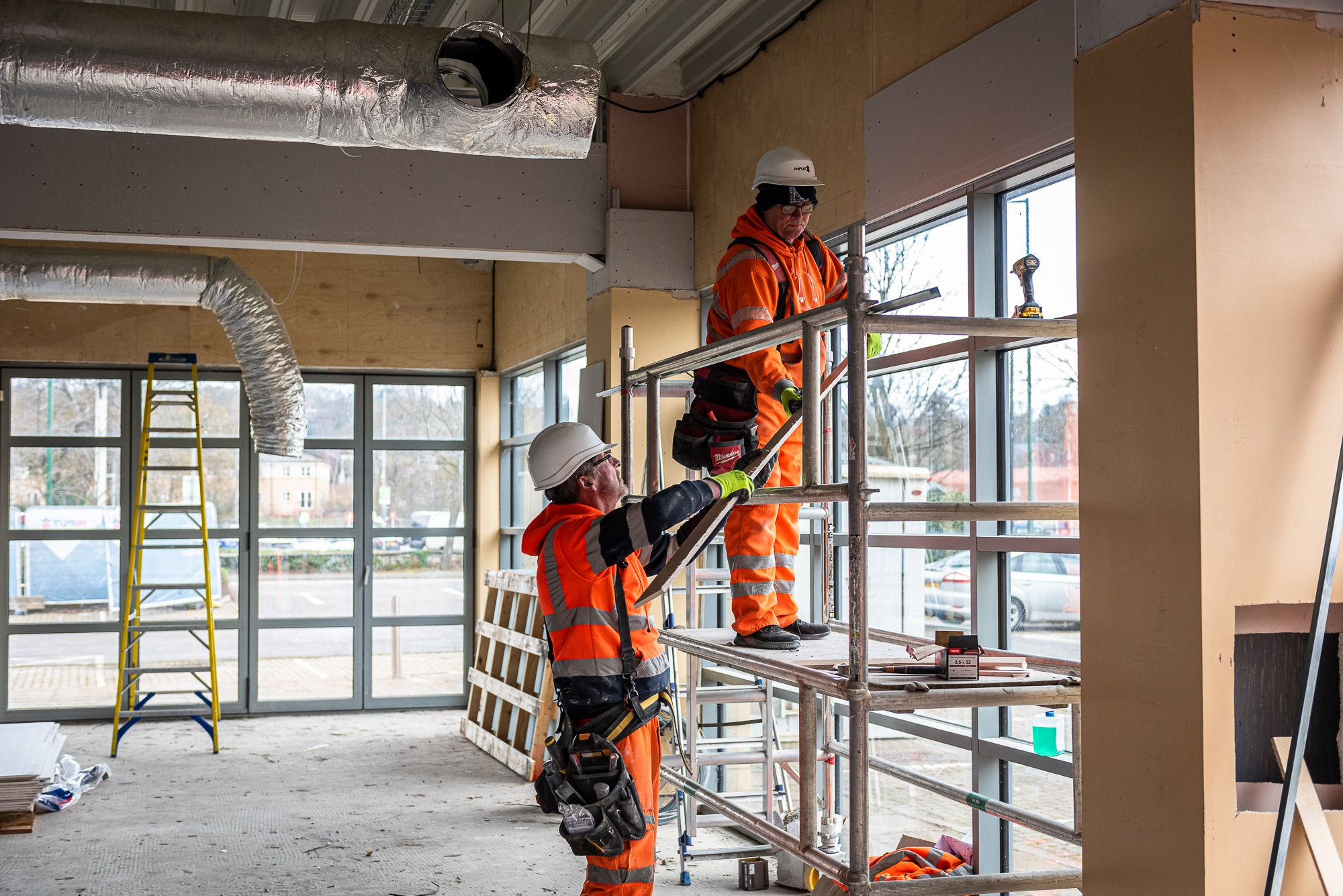 MENTAL HEALTH AND SAFETY: HOW CAN THE CONSTRUCTION INDUSTRY DO BETTER TO IMPROVE ALL KINDS OF WELLBEING?