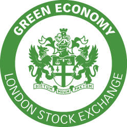 SIG Awarded Green Economy Mark by the London Stock Exchange