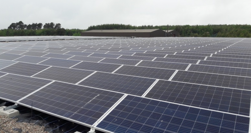 Solar Energy Scotland welcomes the inclusion of solar into the Scottish Governments and Scottish Green parties' draft policy programme