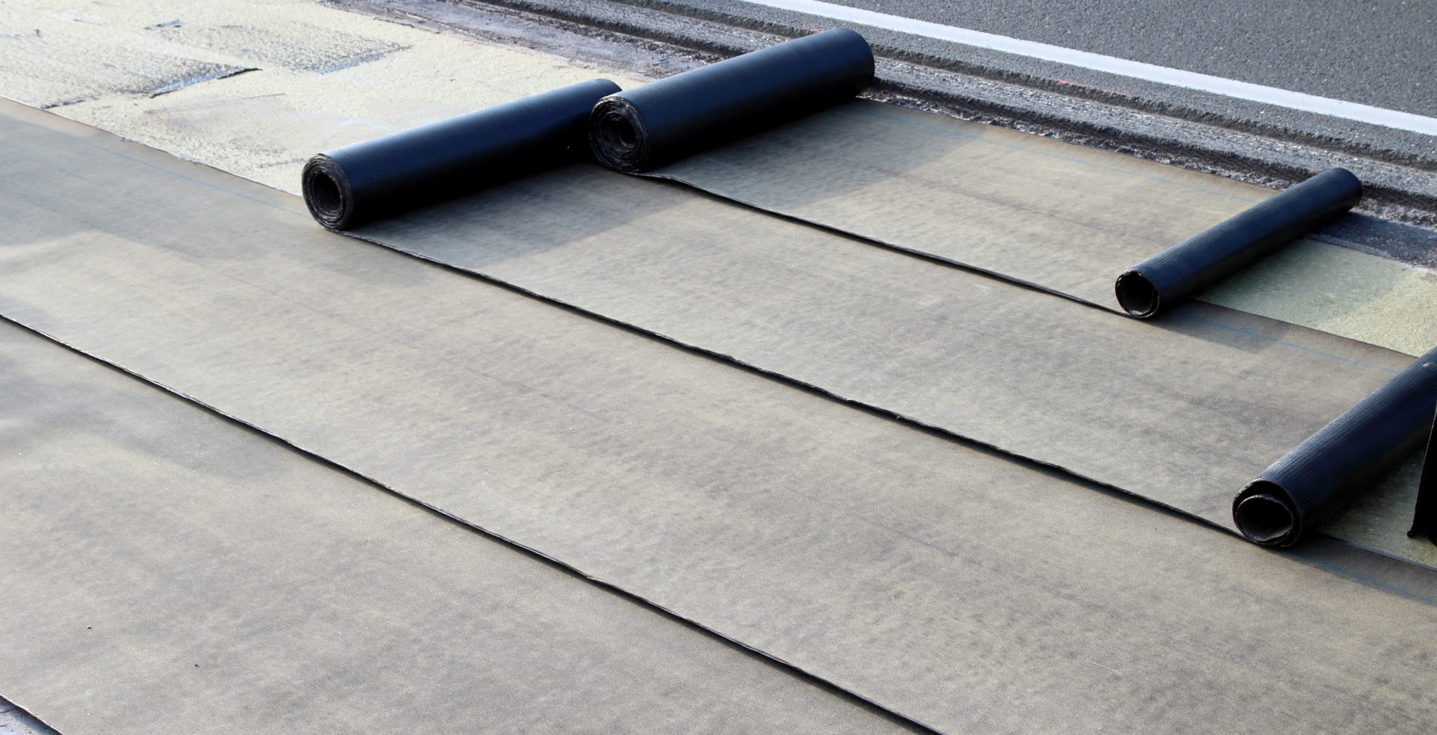 Flat Roof Replacement Materials and Coating Options