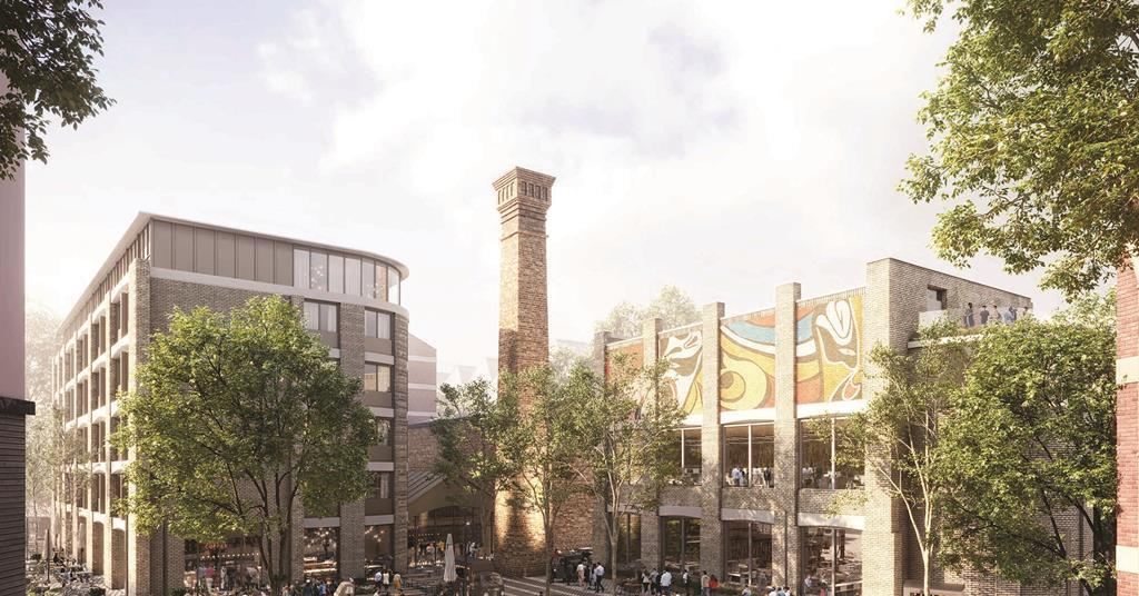 SOUTHERN GROVE UNVEILS £55MILLION MIXED-USE STUDENT  ACCOMMODATION SCHEME IN LONDON'S HACKNEY WICK