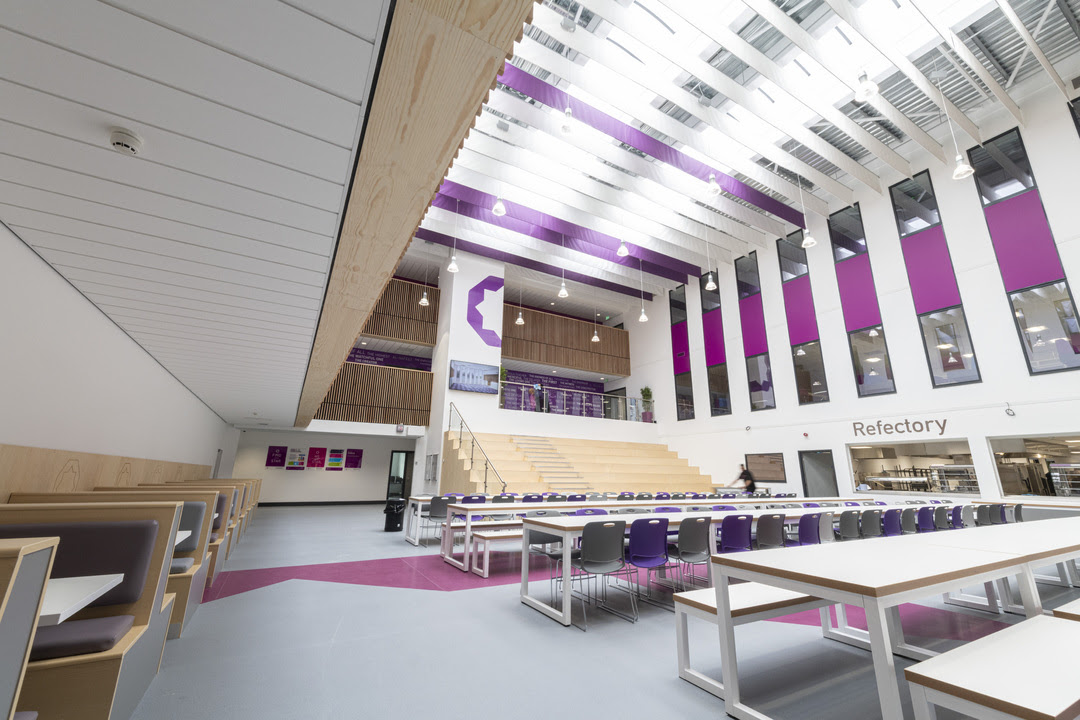 The Use of Daylight in Educational Facilities