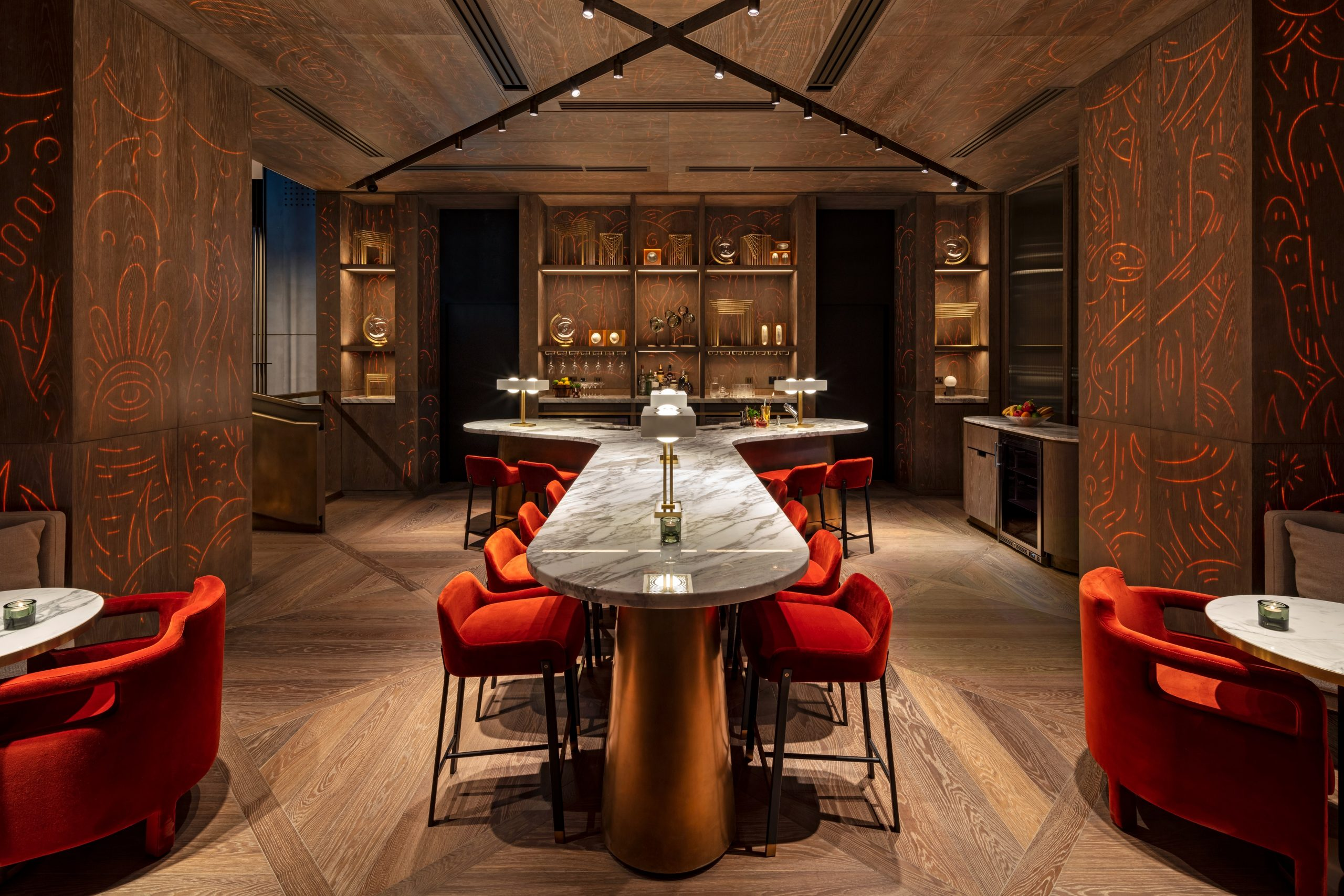 Major contract completed at super boutique hotel
