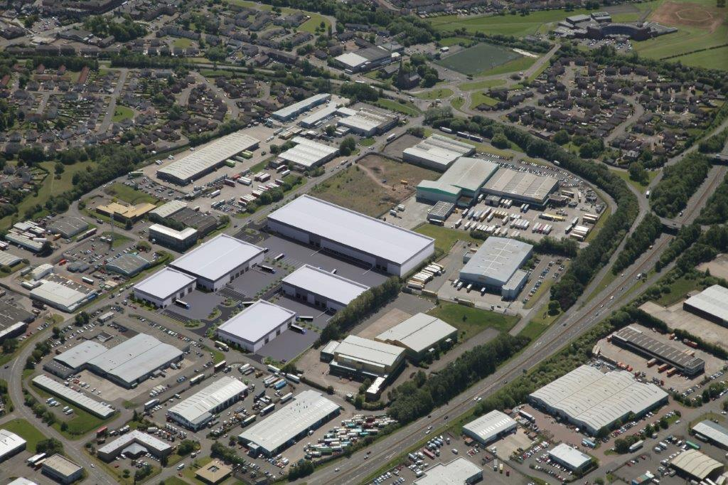 Knight Property Group secures planning consent for £50 million Belgrave Logistics Park