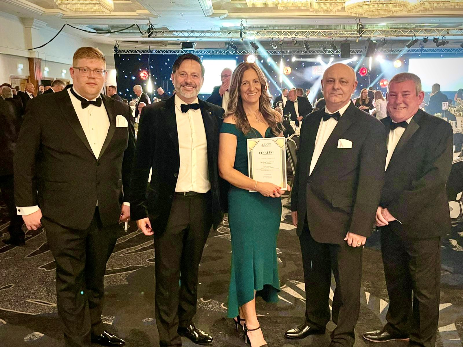 Carbon Numbers Wins BCIA Smart Buildings Award