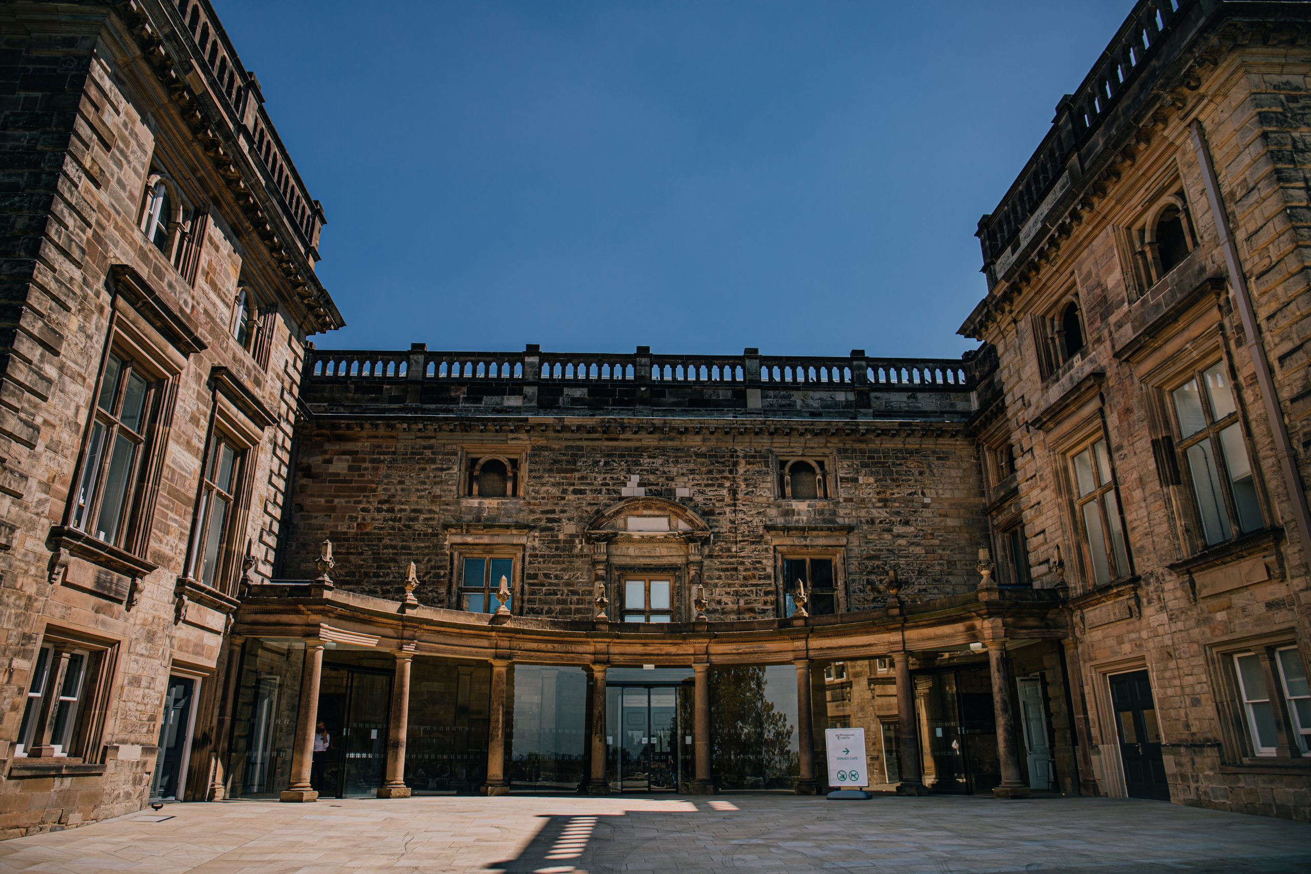 Nottingham Castle 'Refurbishment project of the year' shortlisting for G F Tomlinson at prestigious Building Awards