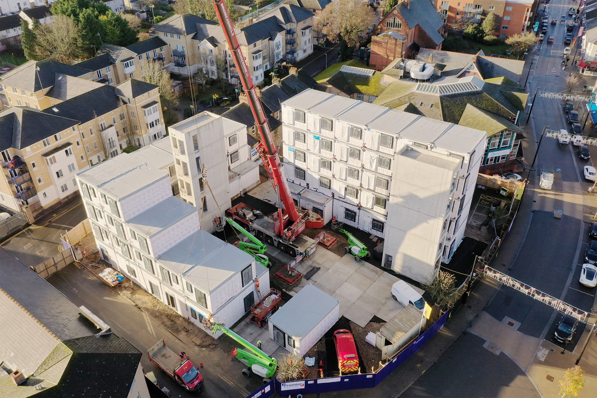 Premier Modular Achieves BOPAS Accreditation for its Modular Apartments Following Expansion into Residential