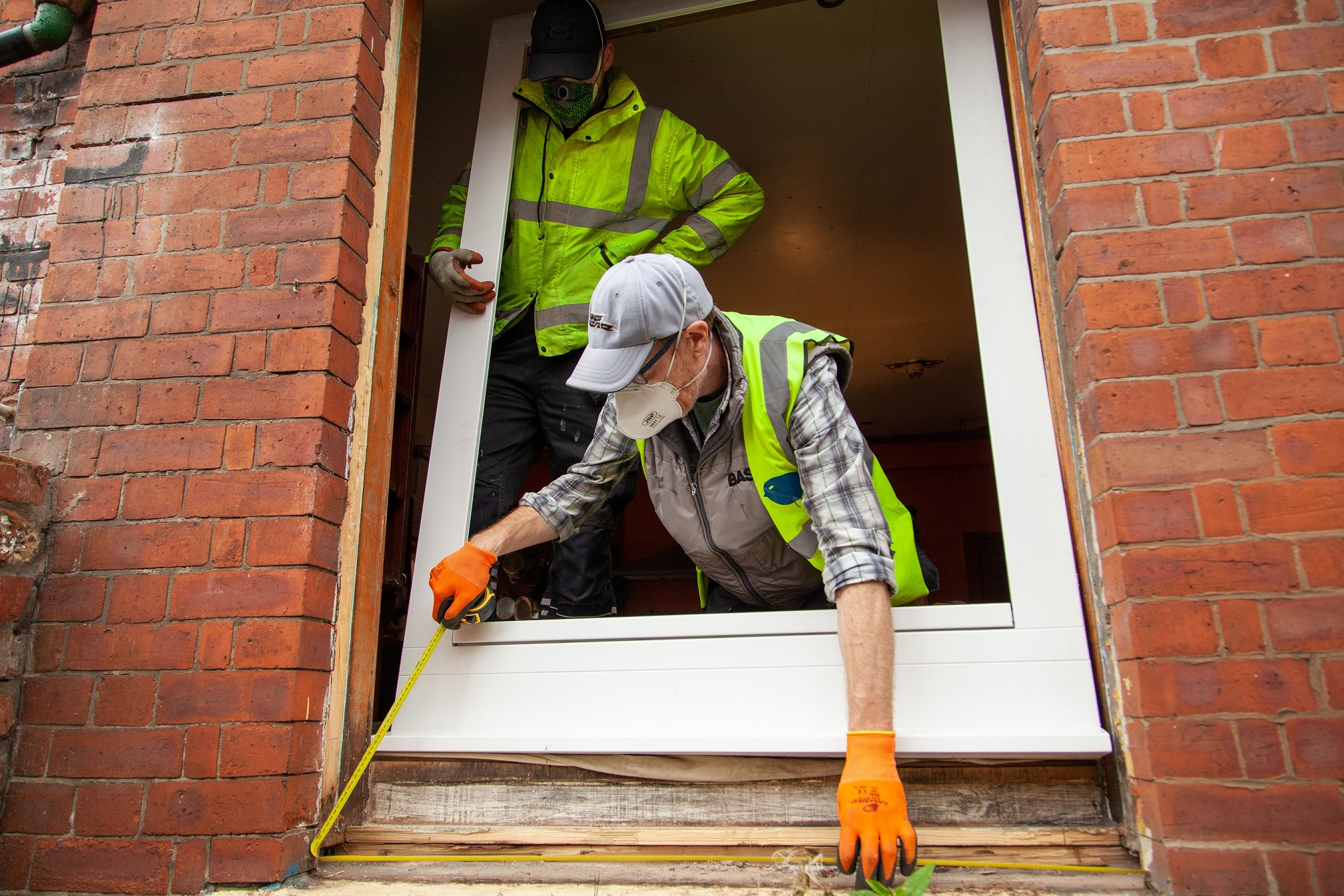 Retrofit service to train 3,500 builders from Greater Manchester in green skills by 2026