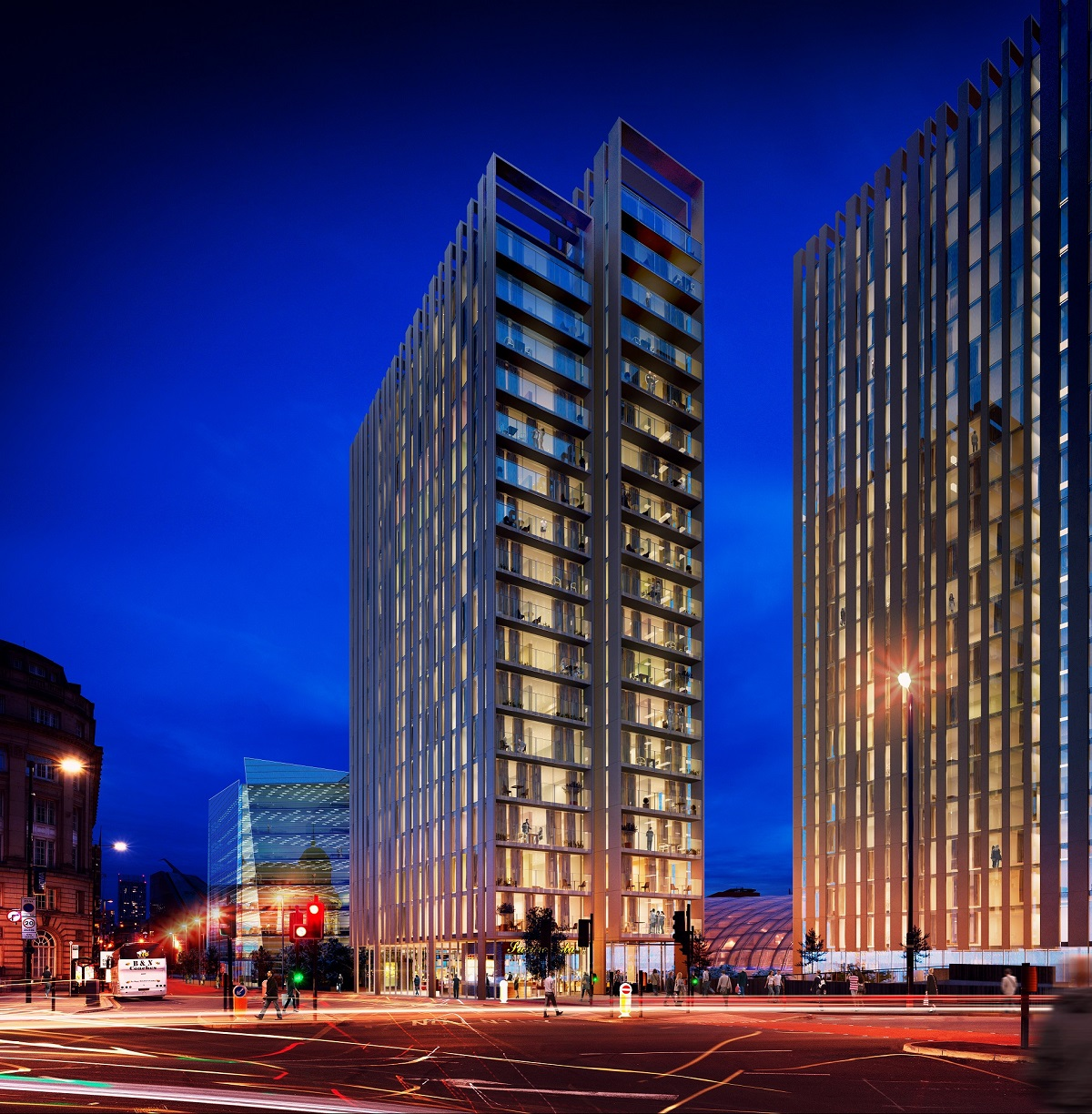 Roann Limited Appointed as Supplier for Residential Scheme